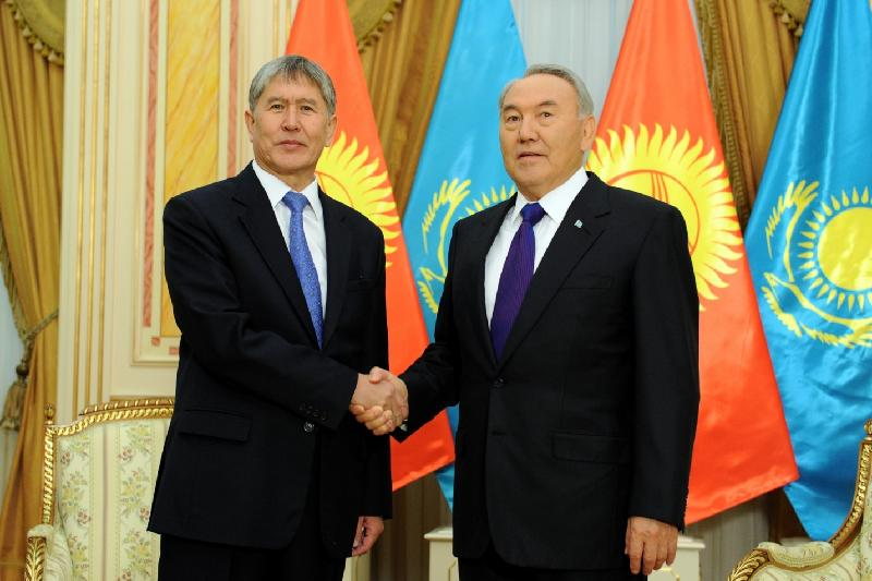 Назарбаев прокомментировал высказывания Атамбаева