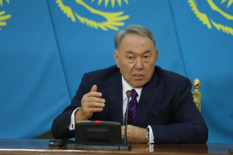 Нурсултан Назарбаев высказался о миротворчестве Казахстана