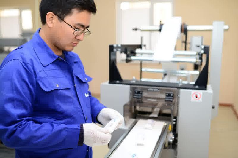 Производство перевязочных материалов открыли в Жанаозене
