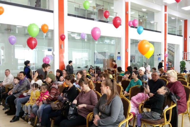 Неделю добра посвятила Наурызу молодёжь Павлодара