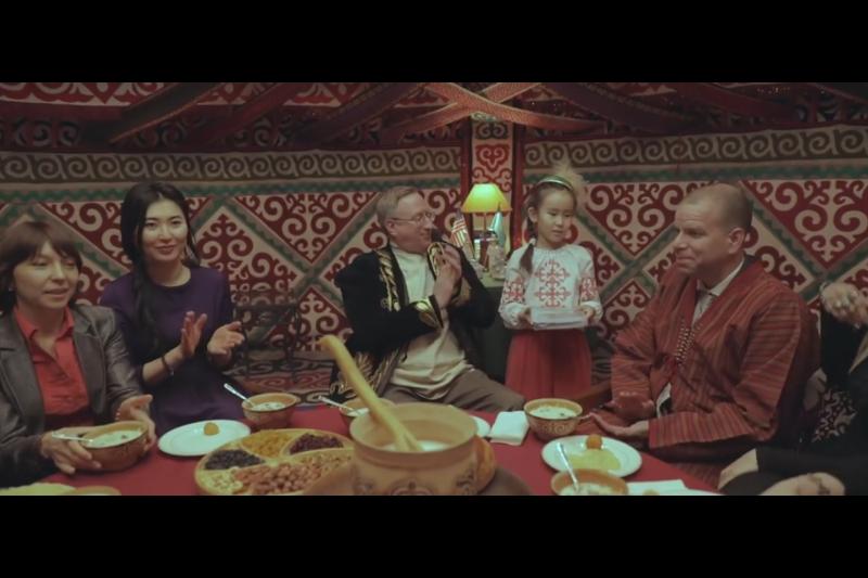 АҚШ елшісі қазақстандықтарды Наурыз мерекесімен айрықша құттықтады