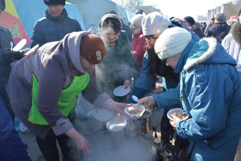 СҚО полицейлері Наурыз мерекесіне арнап, 300 келіден астам палау басты