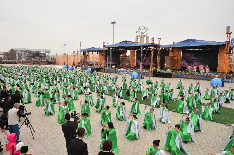 Туркестан официально стал столицей тюркского мира 2017 года