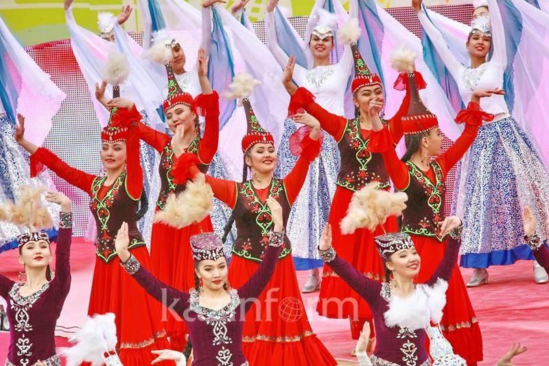 阿斯塔纳市纳乌鲁兹节庆典主要活动将在世博园区举行