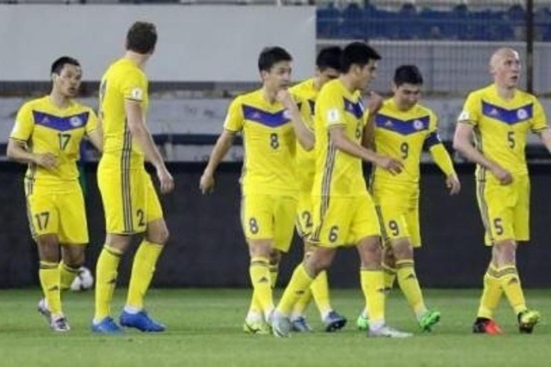Футбол: Қазақстанның ұлттық құрамасы Кипрден жеңіліс тапты