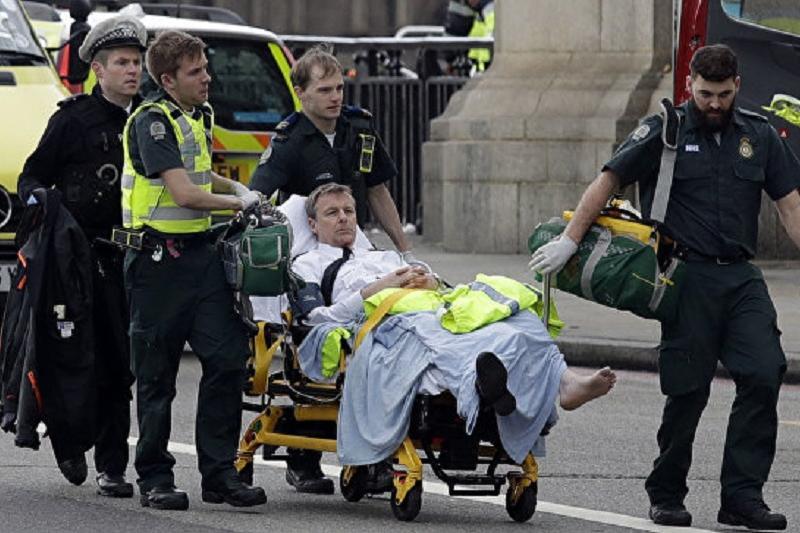 Лондондағы теракт кезінде 5 адам мерт болды