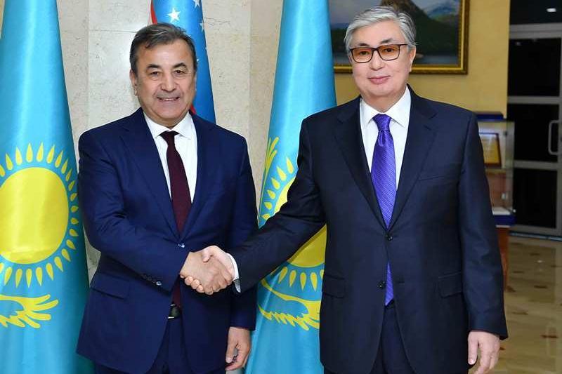 Қазақстан мен Өзбекстан сенаттары Ынтымақтастық туралы меморандумға қол қойды