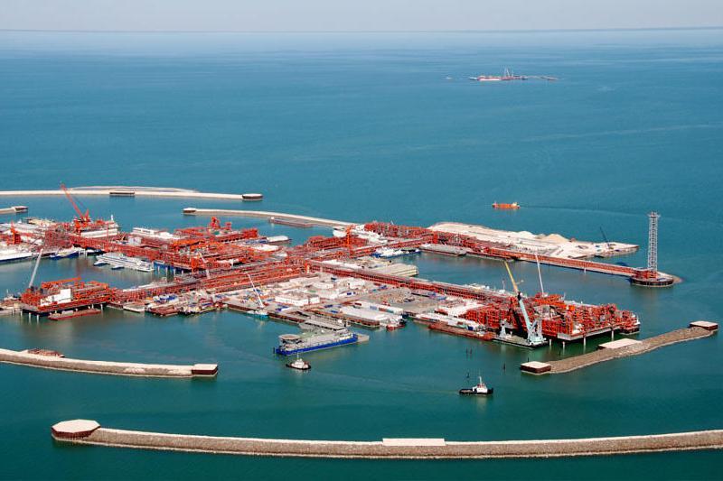 На месторождении Кашаган добыт второй миллион тонн нефти