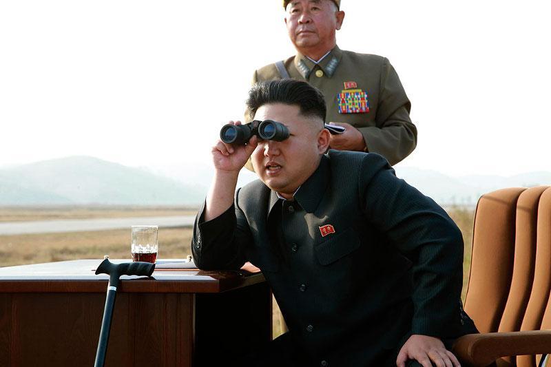 Солтүстік Корея жаңа әуе қорғанысы жүйесін сынақтан өткізді