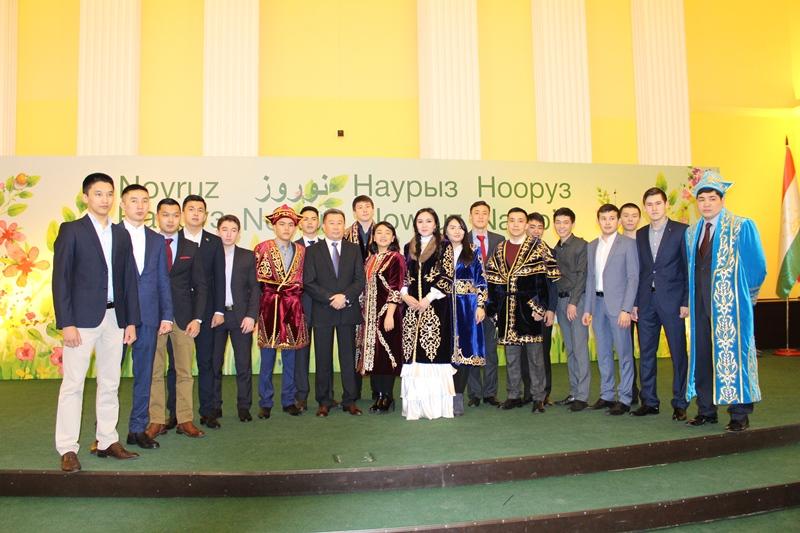Nauryz celebrated in Kyiv