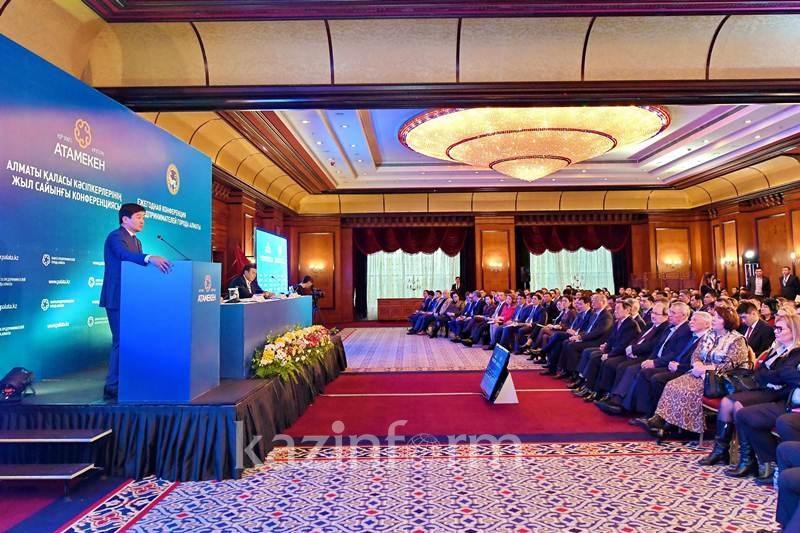 Байбек предложил передать медучреждения Алматы иностранным компаниям