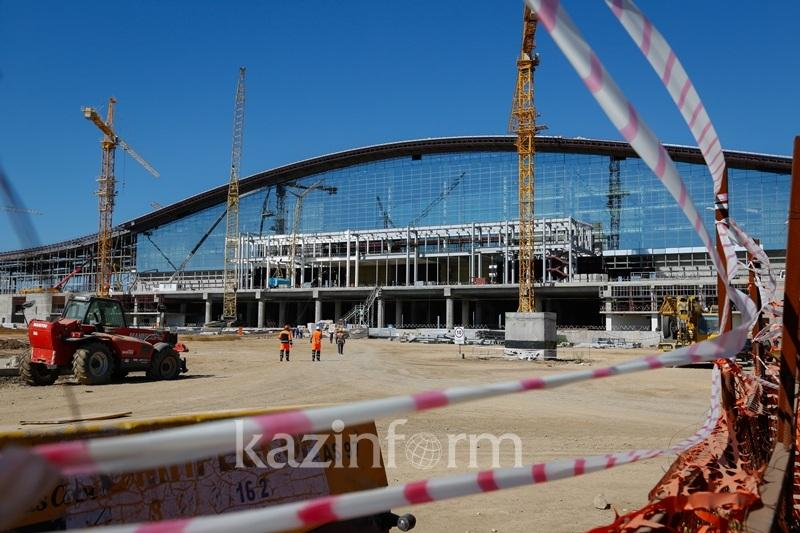 Свыше 200 человек найдут работу к открытию нового ж/д вокзала в Астане