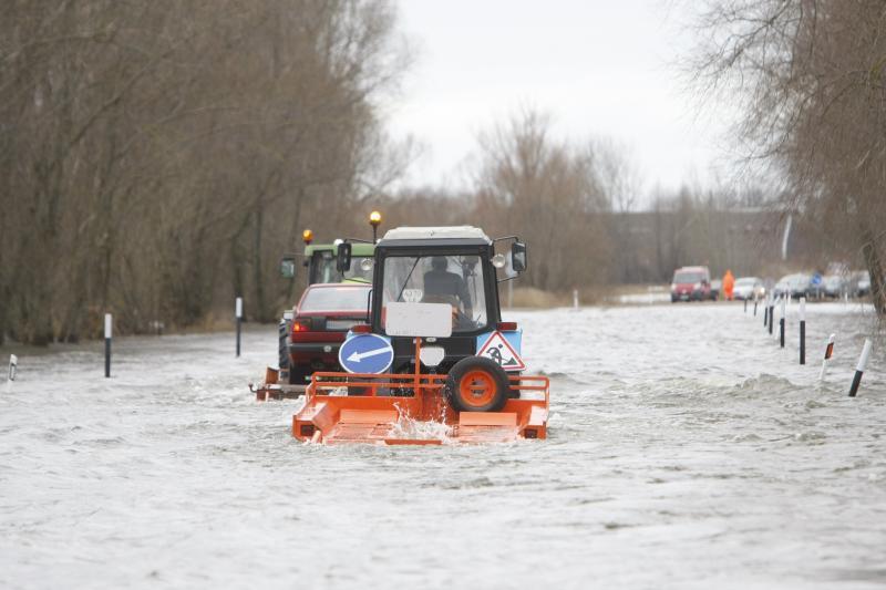 Регионы с сохраняющимся риском паводков назвал глава МВД