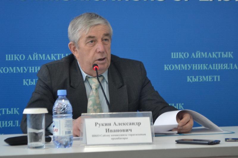 Итоги выборов в районные маслихаты подвели в Восточно-Казахстанской области