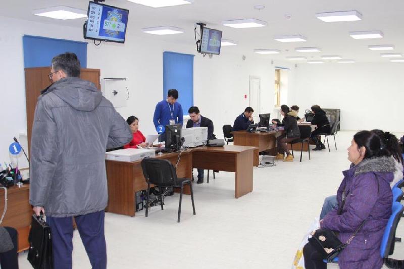 Багдат Мусин показал обновленное бюро пропусков Генпрокуратуры