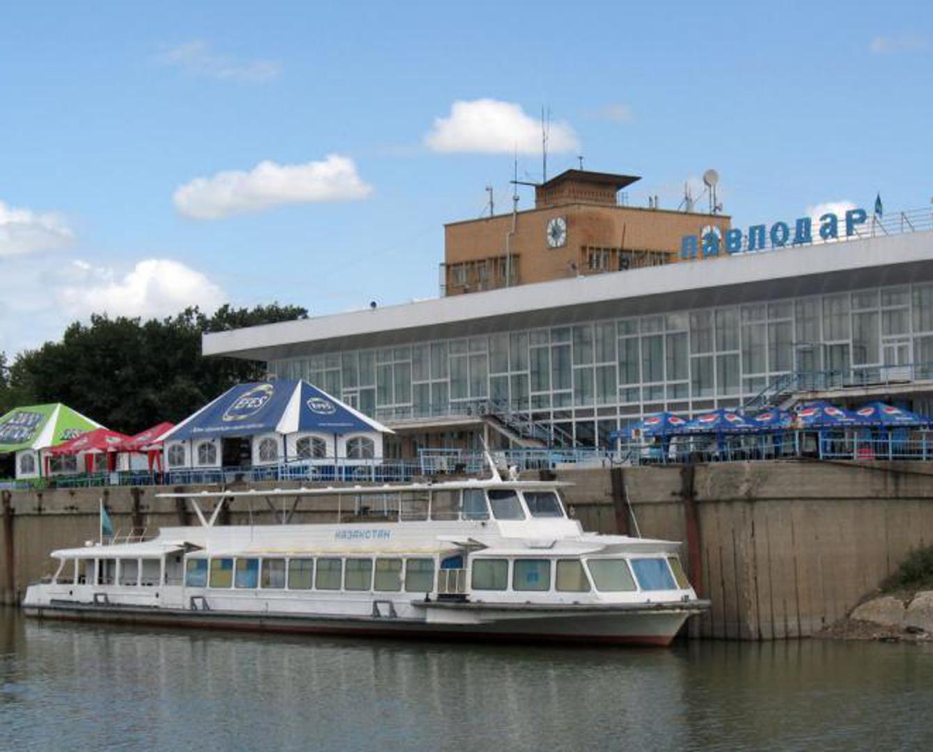 Судна из России планируют закупить для речного такси в Павлодаре