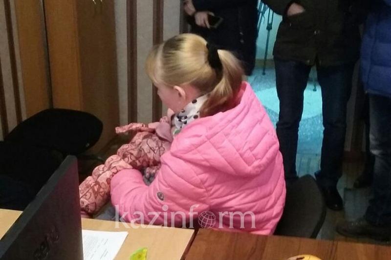 Суд Темиртау санкционировал арест подозреваемой в похищении ребенка няне