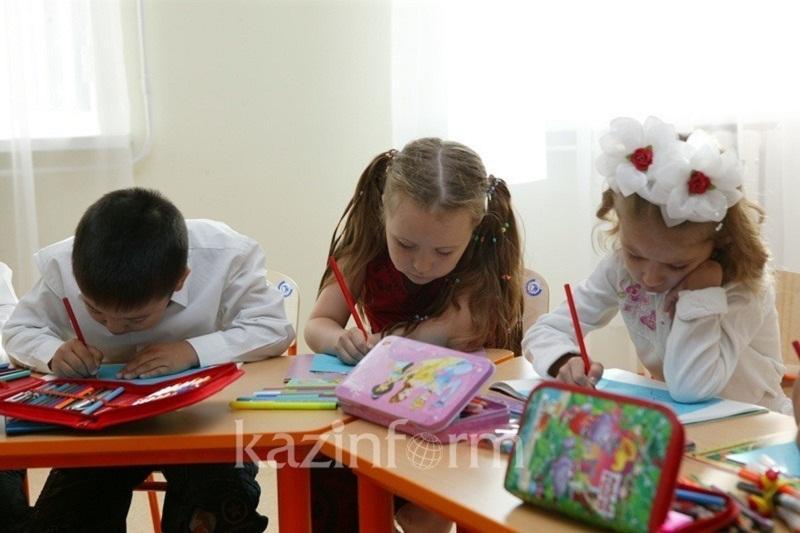 В детсадах Павлодарской области откроют группы с двумя языками обучения