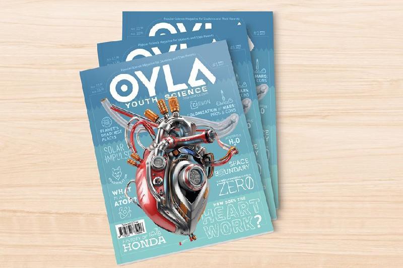 Казахстанский журнал OYLA появится в Австралии и Новой Зеландии