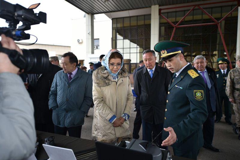 Дариға Назарбаева: Әскери қызметшілер үшін жан-жақты жағдай жасалып, әлеуметтік мәселелері шешілетін болады