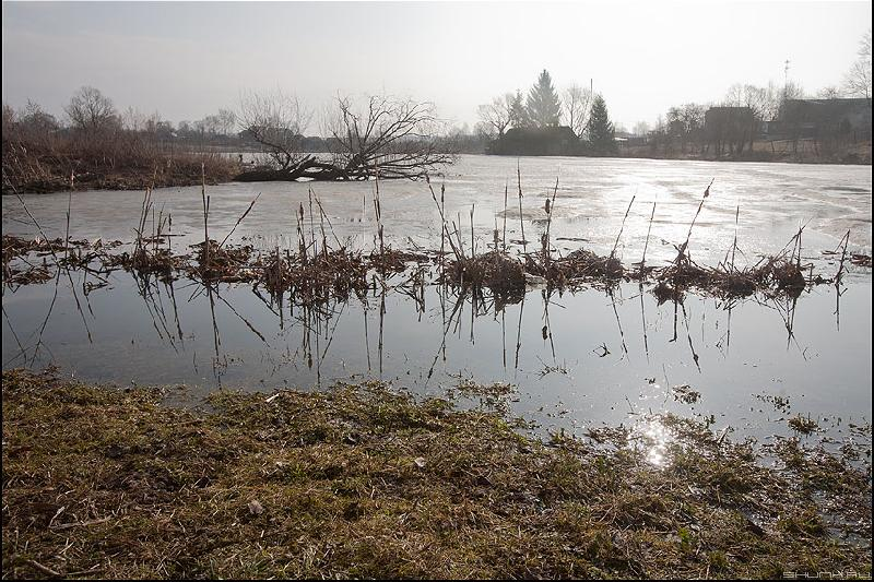 Ни одному населённому пункту  в Павлодарской области вода не угрожает - акимат