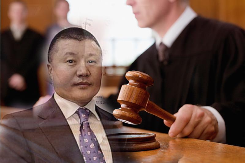 Жоғарғы сот Бақытбек Есентаевқа қатысты үкімді қайта қараудан бас тартты