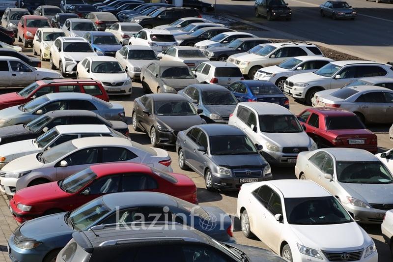 Нехватка парковки в  Астане. Бескультурье или безысходность