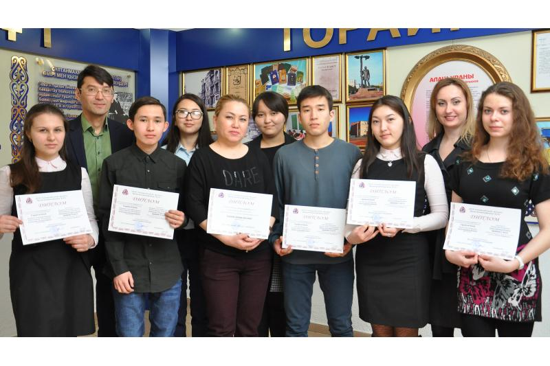 Лучшими проектами признали в Астане работы студентов Павлодара