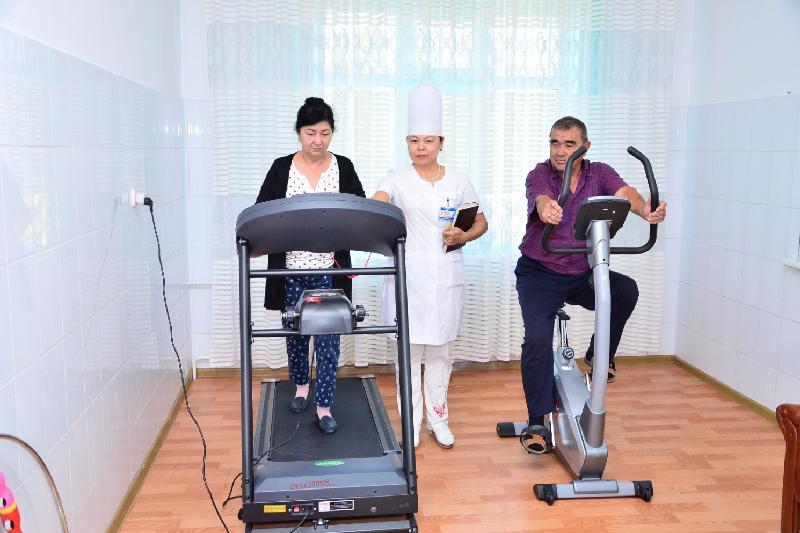 Региональный диабетологический центр открыли в Шымкенте