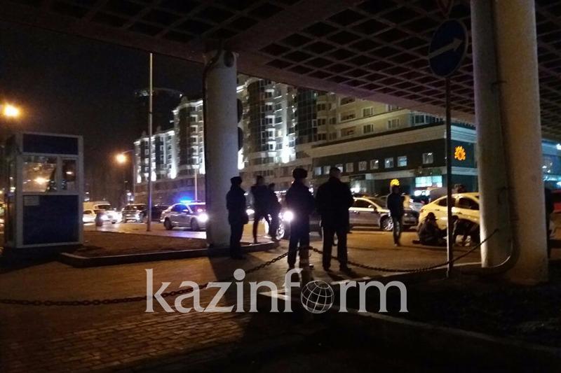 Астанада Министрліктер үйінің алдында көлік қаққан жүргінші қаза тапты