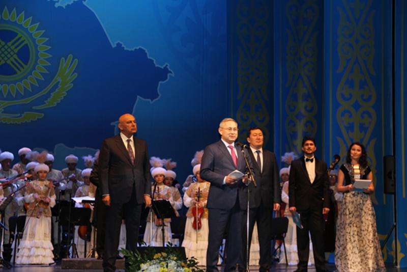 Дни культуры Кызылординской области проходят в  Азербайджане