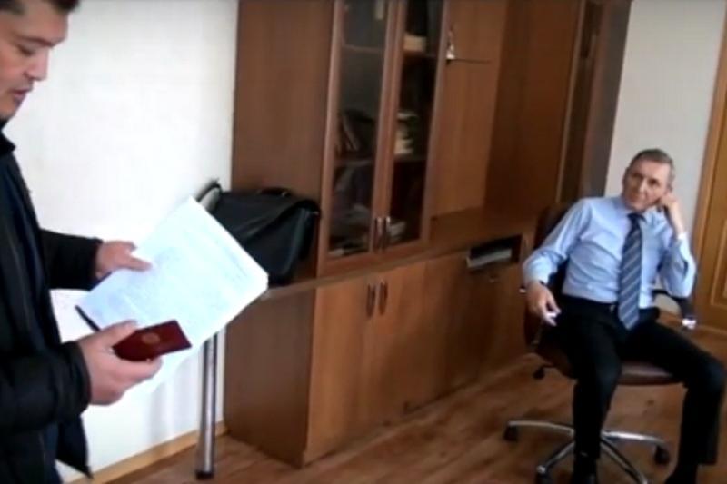 Задержан глава департамента индустриального развития ВКО
