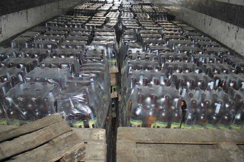 КамАЗ с соком из ЮКО превратился в фуру с вином в Павлодаре