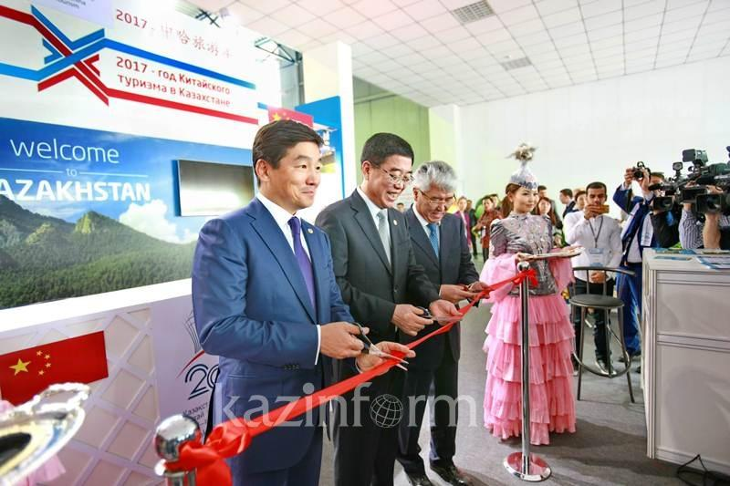 2017 Year of China Tourism in Kazakhstan opens in Almaty