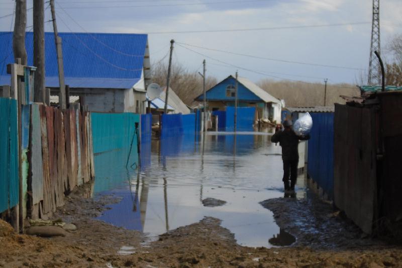 Молодежь Атырау поможет пострадавшим от стихии актюбинцам