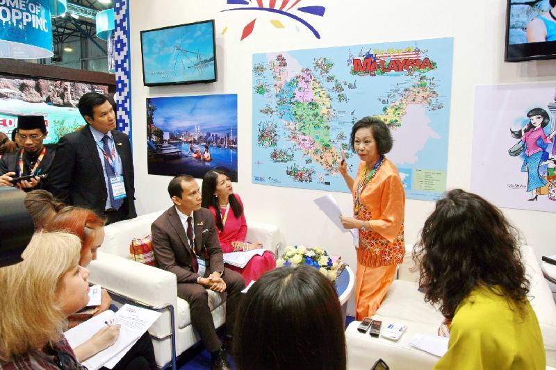 Малайзия намерена увеличить число казахстанских туристов до 20 тыс. в год