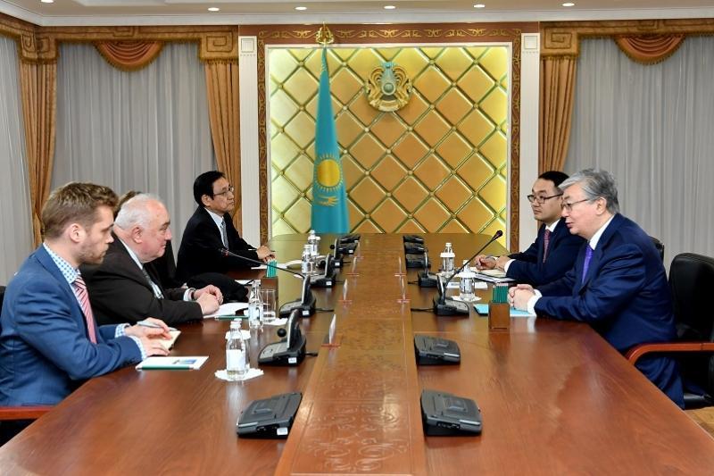 Астанада ядролық қарусыздану жөніндегі конференция болады