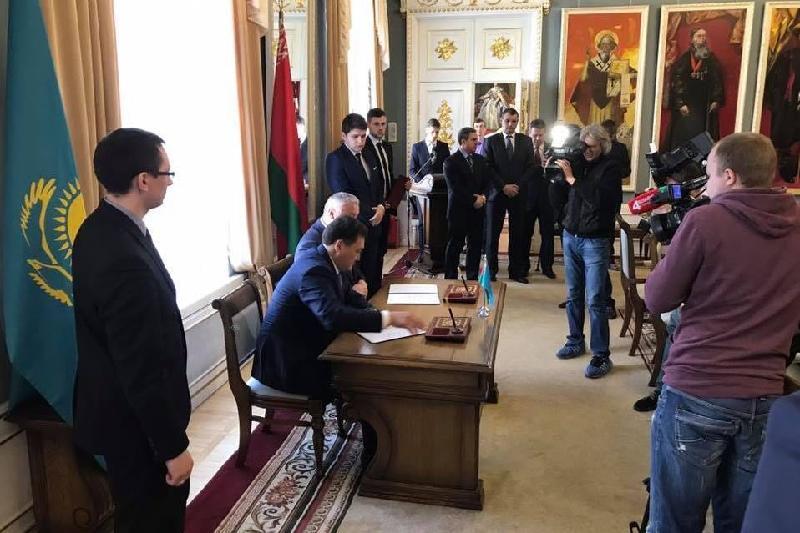 Белорусские комбайны готова закупать Павлодарская область