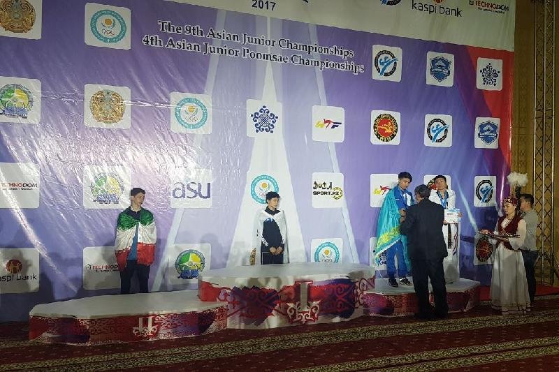 Юниоров из 25 стран собрал в Атырау чемпионат Азии по таэквандо