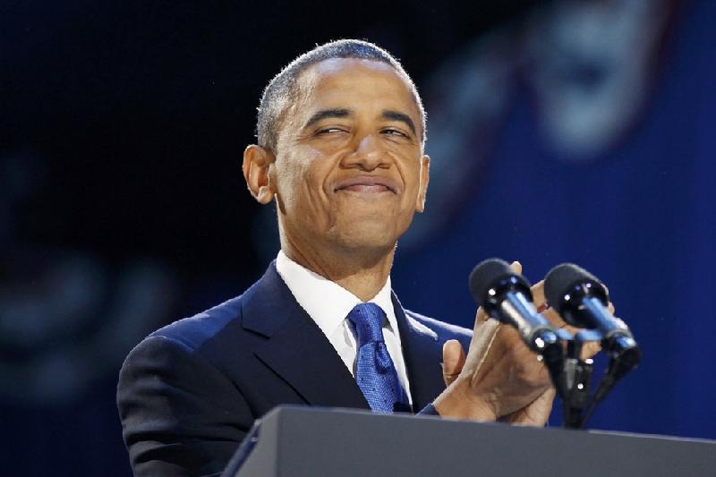 Барак Обама саясатқа қайта оралды