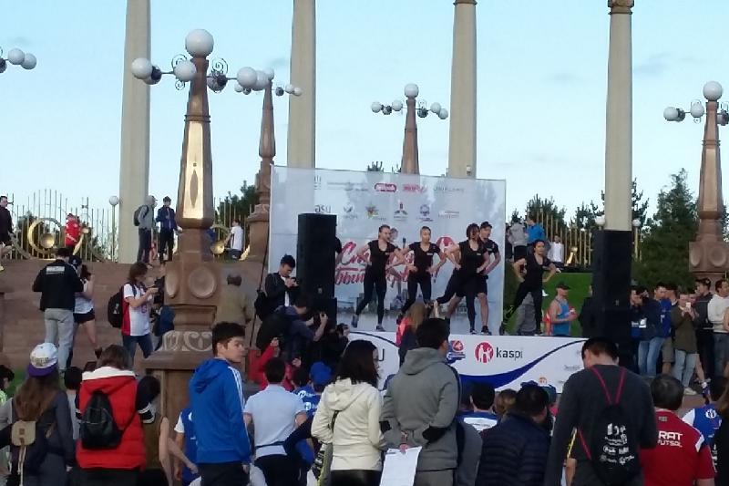 Алматы марафонының жеңімпаздары анықталды