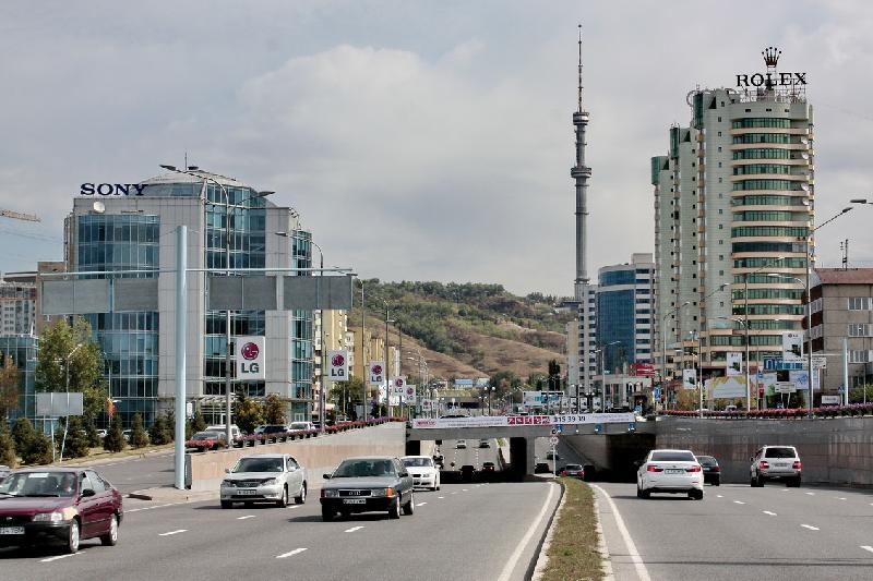 Путешествие по городу: 10 старинных зданий Алматы