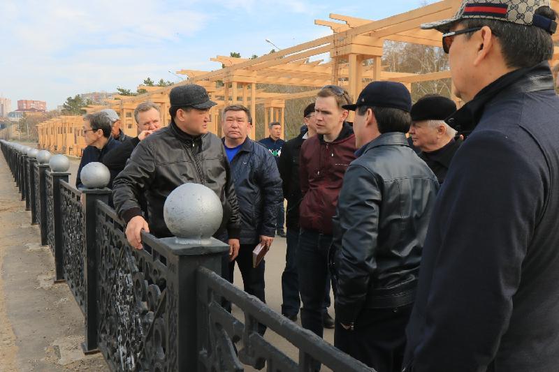 Уменьшение количества комаров пообещал глава Павлодарской области