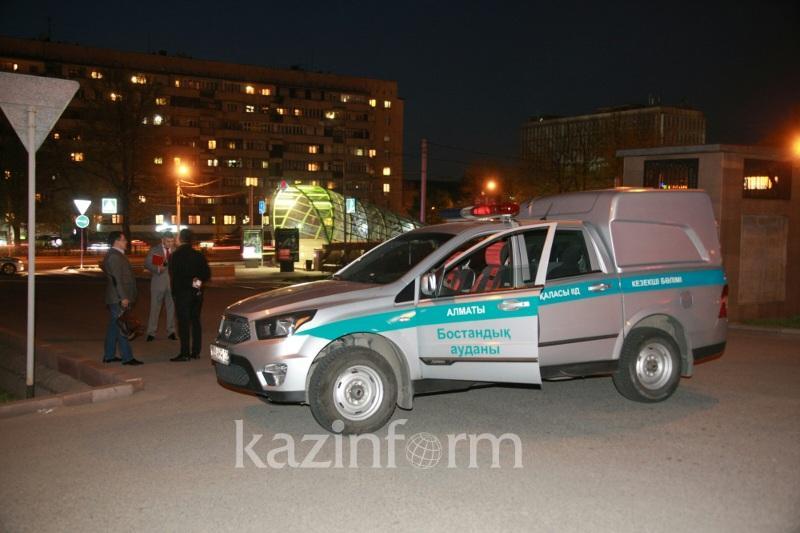 Установлена личность сообщившего о бомбе в метро Алматы