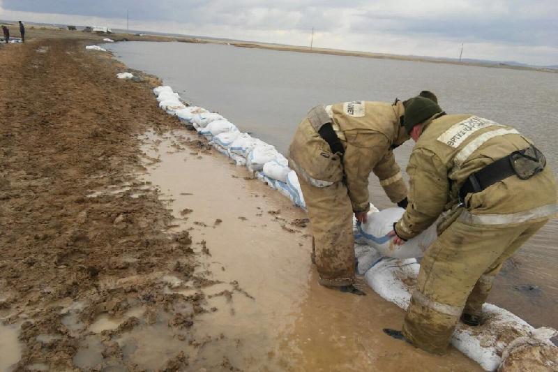 Паводковая обстановка в Карагандинской области стабилизировалась