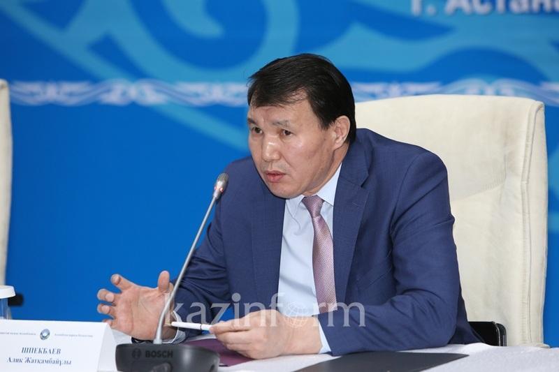 Алик Шпекбаев о предоставлении госуслуг: Все барьеры надо убрать