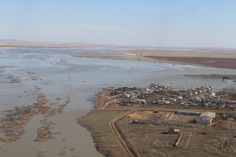 92 млн тенге выплатили пострадавшим от паводка в Петропавловске