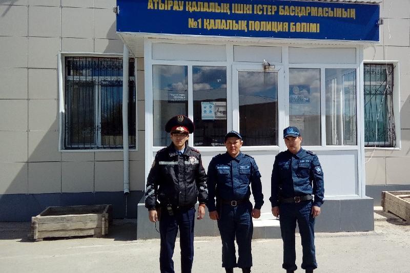 Гвардейцы в Атырау предотвратили хищение 24 млн тенге