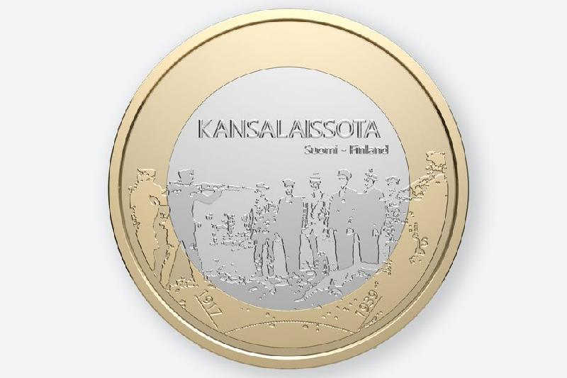 Финляндияда ату жазасы бейнеленген монетаға қатысты дау шықты