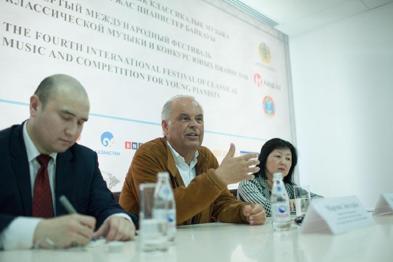 Мартин Энгстрём: Астана стала музыкальным брендом для мировых пианистов